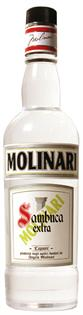 Molinari Sambuca 750ml - Case of 6